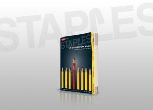 grafisch design Staples catalogus